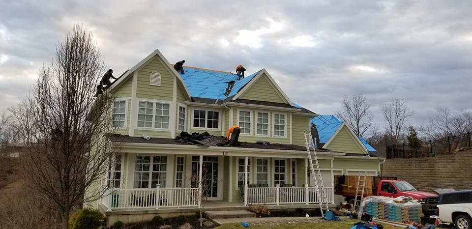 Our Work L Cincinnati Masonry L Retaining Wall L Roofs